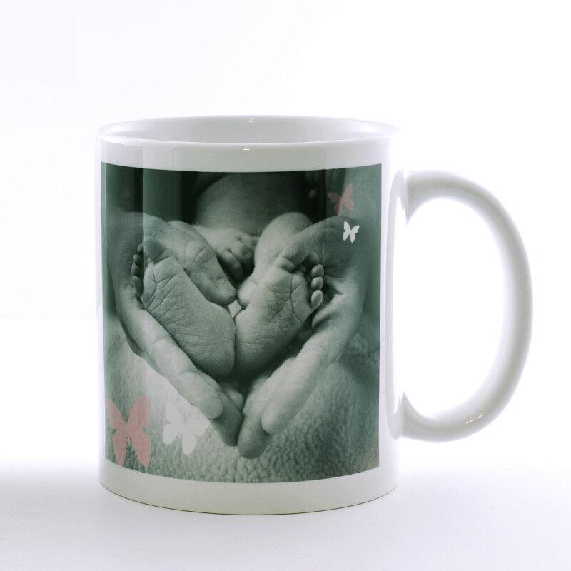 Foto o. Logo auf Tasse drucken Fototasse-schönes Geschenk mit eigenem Bild Cla. - 2