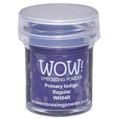 WOW! Embossing Powder 15ml Indigo 499993737732