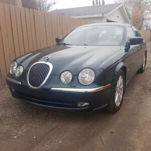 Jaguar S-TYPE very clean  *low km*
