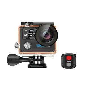 EKEN H8 Pro, Ultra HD 4K Waterproof Action Camera (Like GoPro)