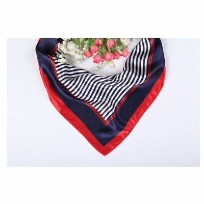 Roman Holiday Satin Scarf](Holiday Scarf)