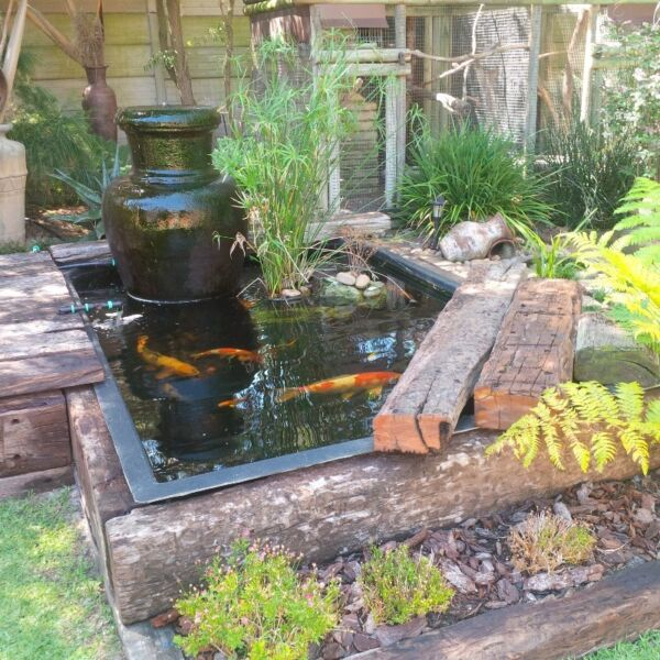 Fibreglass Koi Ponds for Sale