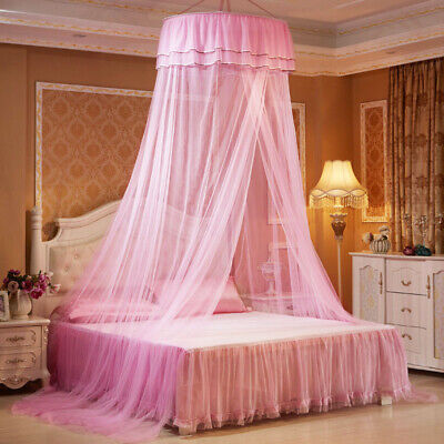 Canopy Mosquito Net Bedcover Bed Dome Tent for Baby Girl Room Dome Princess Bed (Canopy Tent For Bed)