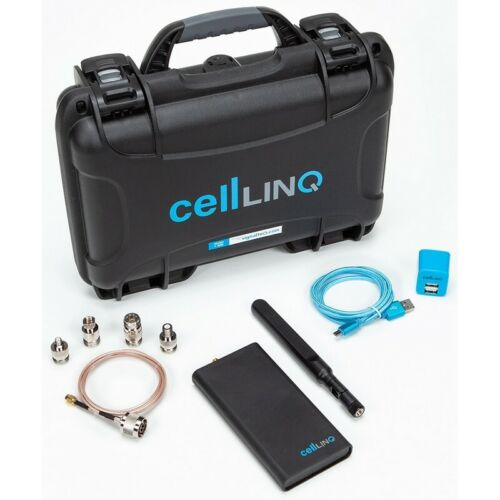 Wilson Cell LinQ Pro Meter Hard Case - NEW