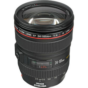 Canon 24-105 L Series Lens ***MINT***