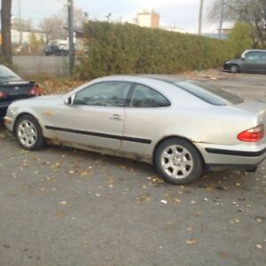 1999 Mercedes-Benz CLK-Class 320 Coupe (2 door)/tranny problem