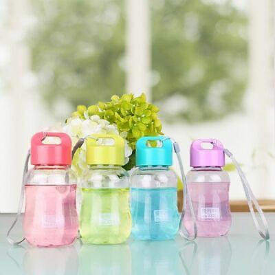 180Ml Plastic Mini Water Bottle For Children Kids Portable Leakproof Bottles (Plastic Water Bottles)