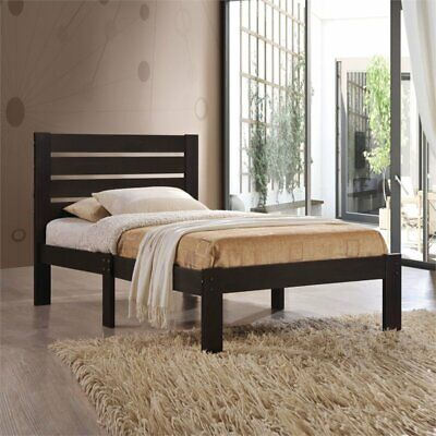 ACME Furniture Kenney Full Bed in Espresso Acme Furniture Full Bed
