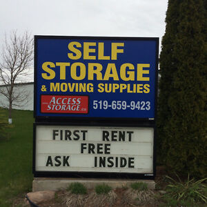 * * * 0.99 CENT BOXES! DEALS ON MOVING/PACKING SUPPLIES * * * London Ontario image 7