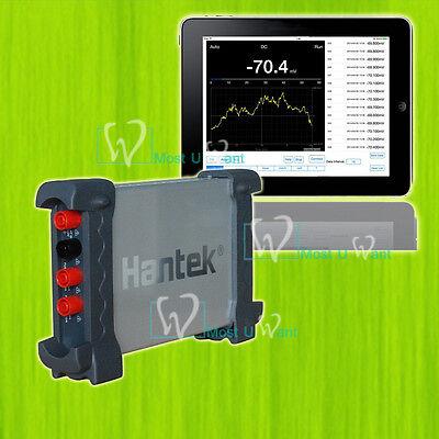 Hantek Digital Multimeter Data Logger Voltage Record Bluetooth True Rms Fit Ipad