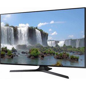 """Samsung 55"""" 1080p 120hz Led Smart Tv Un55j6300af"""