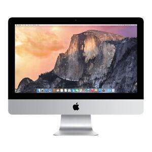 """Apple Imac 21.5""""  Core i5  Seulement  649$"""