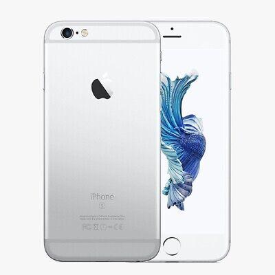 Apple iPhone 6S 32GB Silver Unlocked Smartphone - Certified Refurbished