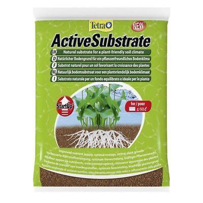 Tetra Plant Active Substrate 6L Bag Fish Tank Aquarium Healthy Planting Growth