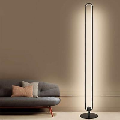 Lámpara de Pie Aluminio 60W Lámpara Diseño Original