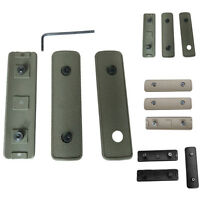 Pack Of 3 4, Keymod Rail Panel Handguard Cover Protection For Hunting Polymer - unbranded - ebay.co.uk