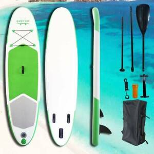 Stand Up Paddle Board Surfboard 120 Kayak Paddle-DF-10304_Green