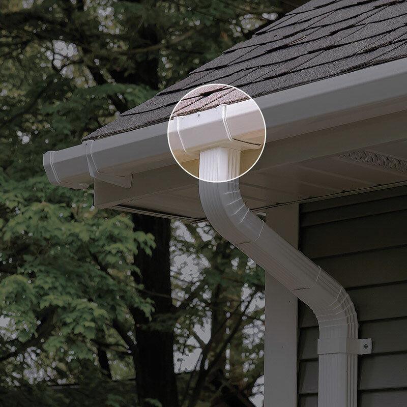 how to install raingo gutters