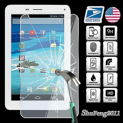 Tablet Tempered Glass Screen Protector Cover For Mediacom Smartpad S2 7  Tablet