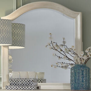 Trenton Arched Dresser Mirror by Rosecliff Heights