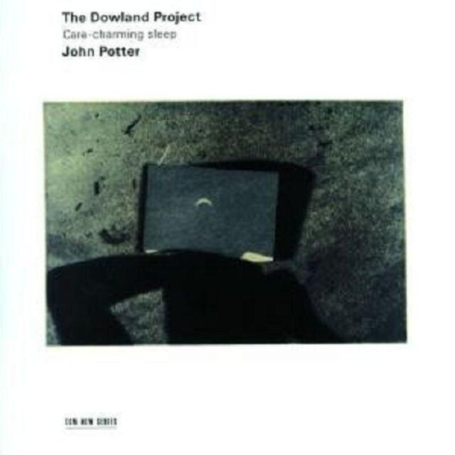 "JOHN POTTER ""CARE-CHARMING SLEEP"" CD NEUWARE"