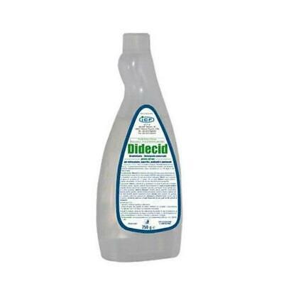 Didecid Desinfektionsmittel Waschmittel Universal 750 ML