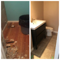 Handyman - Waterdown & Surrounding