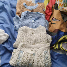 Newborn, 0-3 baby boys clothes