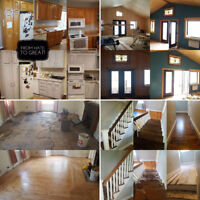 Pro Interior and Exterior Painting and Floors