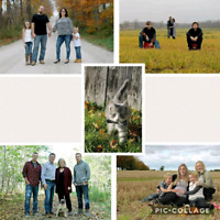 Book your Fall Photos now! Just $60.00
