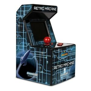 DreamGEAR Retro Machine Gaming System with 200 Built-In Video Ga