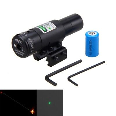 Picatinny Green Laser Light Combo Sight Rifle Pistol Compact Mount 11/20mm Combo Green Compact
