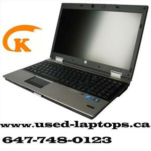 The powerful,secure,rugged laptop hp elitebook 8540p (i5/4G/250G/1G GPU/Webcam)$259!