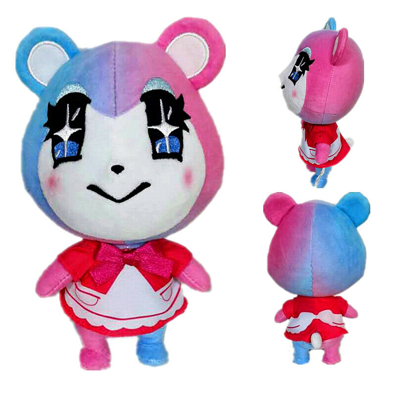 Animal Crossing New Horizons Judy Villager Plush Toy Figure Doll Kids Cute Gifts