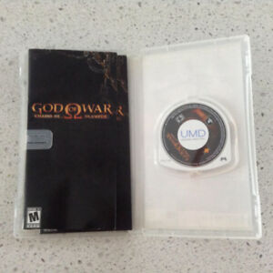 God Of War PSP