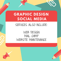 GRAPHIC DESIGN SERVICES and Social Media