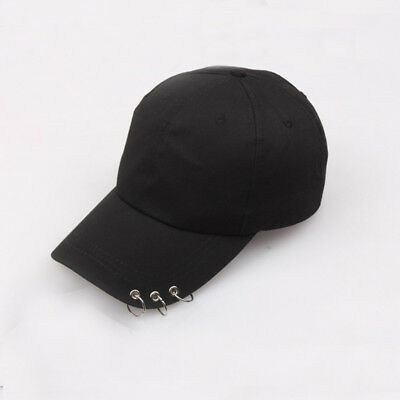 Baseball Cap With Rings Kpop Bts Snapback Trucker Hat Dad Hat Women Men Sun Cap for sale  Shipping to Canada