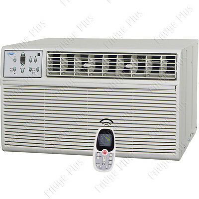 12000 BTU Thru-The-Wall Air Conditioner & Sleeve, 700 Sq Ft Home Through AC Unit