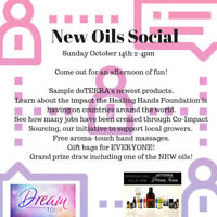 Essential Oil Social