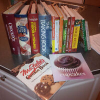 Assorted Cook books EXCELLENT condition $5 each