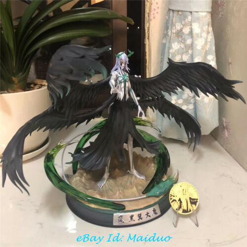 BLEACH Ulquiorra cifer Statue Resin Model GK Figurine YuanMeng 1/7 New