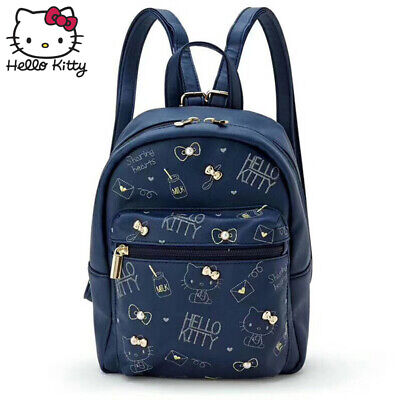 Hello kitty Purse Plush Backpack Bag PU Shoulder High Quality -FREE SHIPPING
