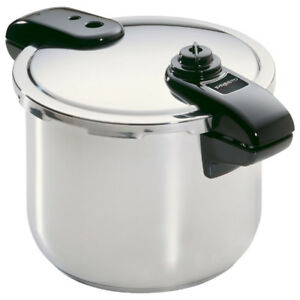 Presto 8qt Pro Stainless Steel Pressure Cooker, New