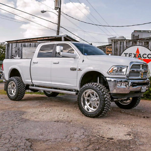 Looking for OFF SET RIMS for dodge ram 1500.