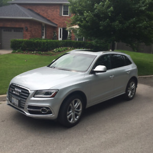 2014 Audi SQ5 3.0T Technik 2016 |DRIVESELECT|BLUETOOTH|NAV