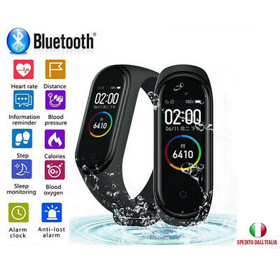 OROLOGIO SMARTWATCH M5 SMART BAND FITNESS TRACKER SPORT CARDIOFREQUENZIMETRO