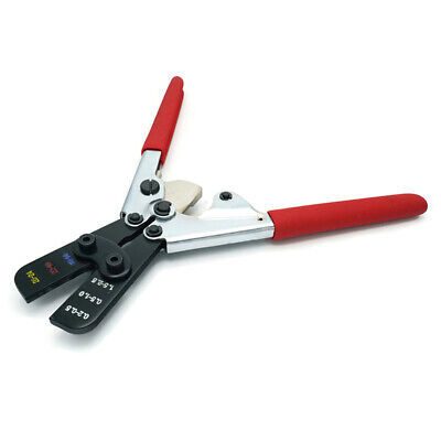 Ftz Electrical Ratcheting Crimp Tool For 26-14 Gauge Insulated Terminals