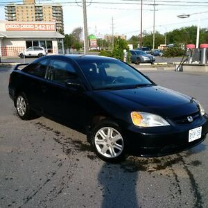 2002 Honda Civic 30th Anniversay Edition Coupe (2 door)