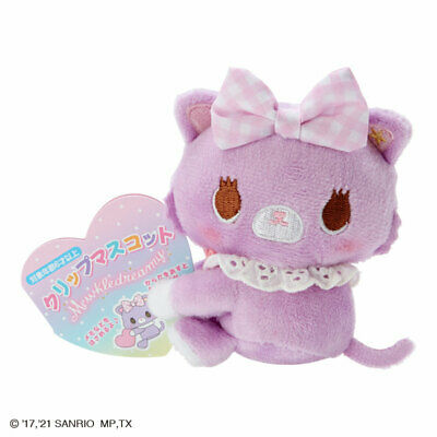 Mewkle dreamy Cat Mini Plush Doll Clip Mascot Sanrio kawaii 2021 NEW ZJP