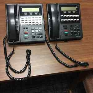 11 Piece Samsung Telephone System with Voicemail